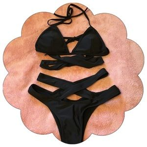 Other - NEW Criss Cross Brazilian Bikini